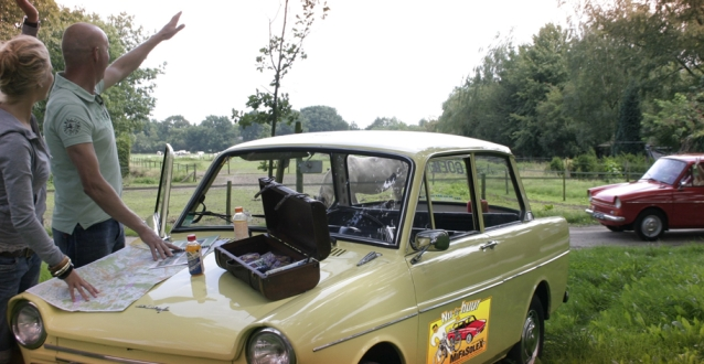 DAF Deluxe tour