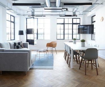5 Tips om een mooie PVC vloer voor in je kantoor te kiezen