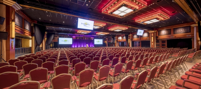 Congreszaal in Egmond aan Zee