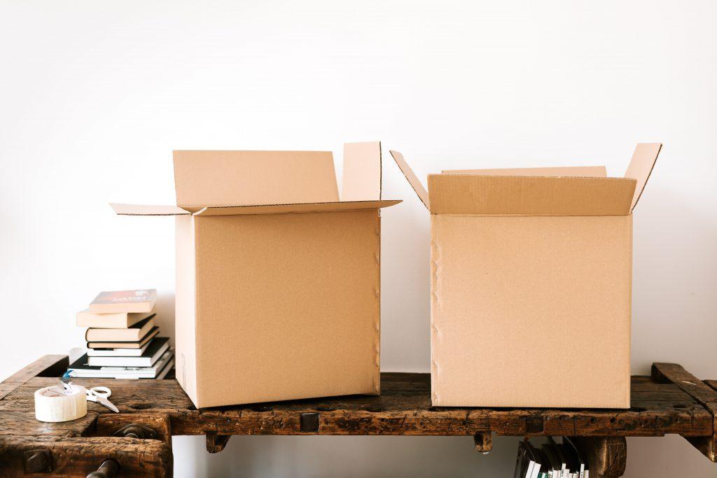 Bedrijf verhuizen